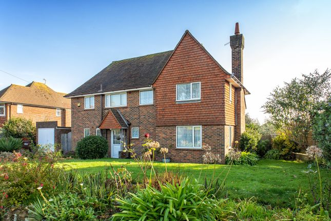 Thumbnail Detached house for sale in Manor Road, Bexhill-On-Sea