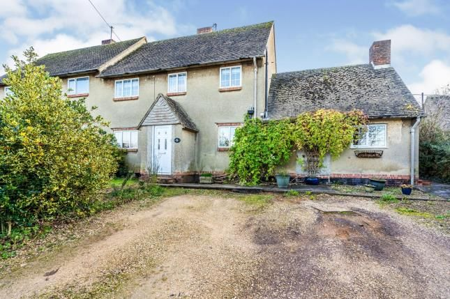 Semi-detached house for sale in North Aston Road, Duns Tew, Bicester, Oxfordshire