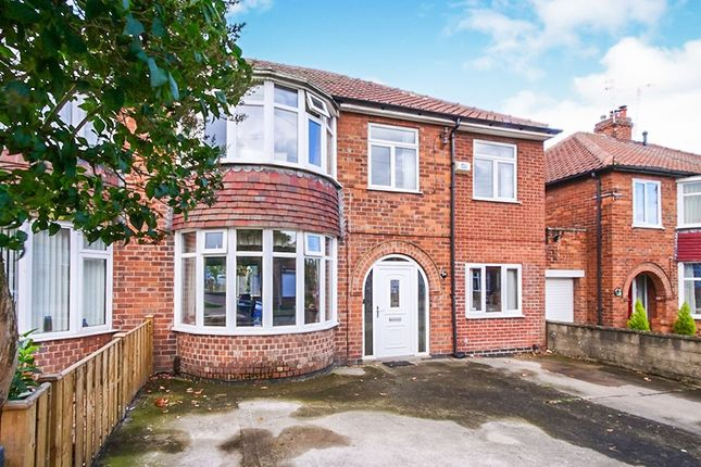 Thumbnail Semi-detached house for sale in Thirkleby Way, York