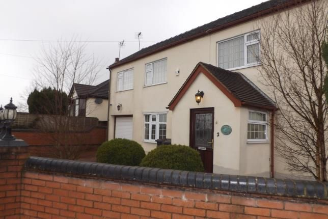 Thumbnail Detached house for sale in Pit Lane, Talke Pits, Stoke-On-Trent, Staffordshire