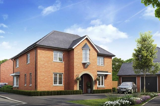 """Thumbnail Detached house for sale in """"Brockhall"""" at Mitton Road, Whalley, Clitheroe"""