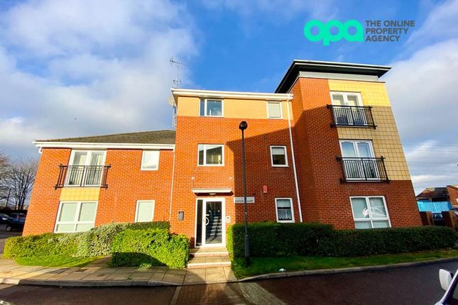 1 bed flat for sale in Crankhall Lane, West Bromwich B71