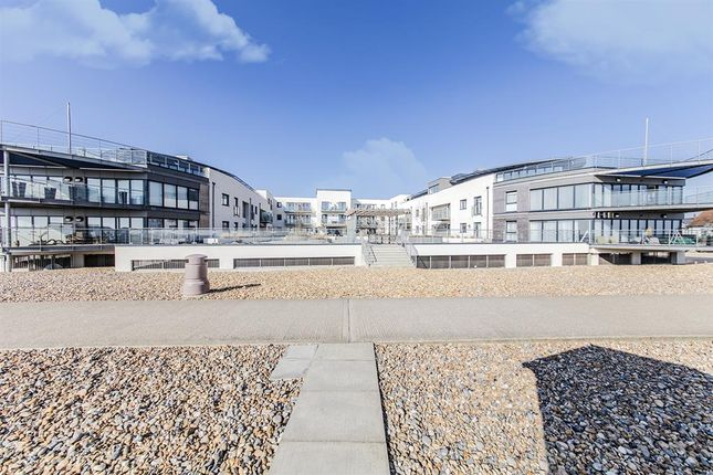 Thumbnail Flat to rent in The Terrace, Palmerston Avenue, Goring-By-Sea, Worthing