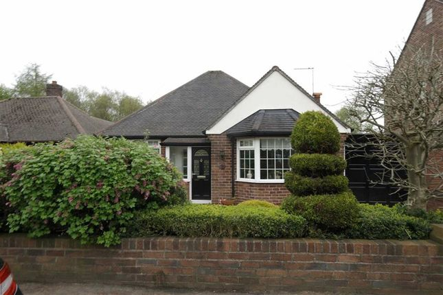 Thumbnail Detached bungalow for sale in Moss Bank Road, St Helens