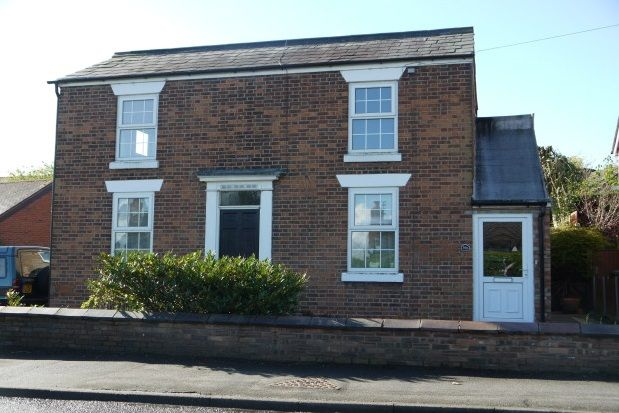 Thumbnail Flat to rent in Beach Road, Hartford, Northwich