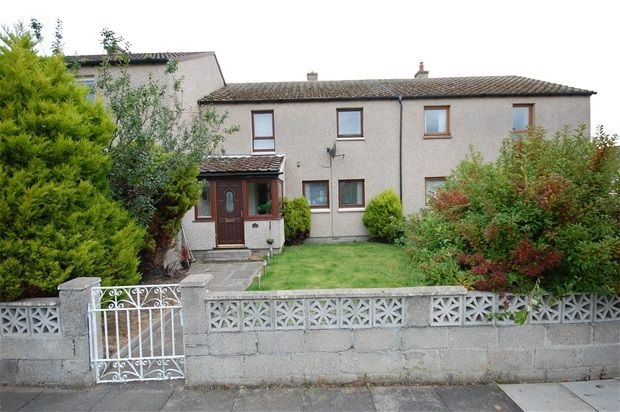 3 bed terraced house for sale in Fairisle Place, Lossiemouth IV31 ...