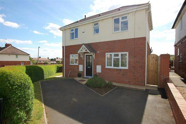 Thumbnail Detached house for sale in Manor Road, Wordsley