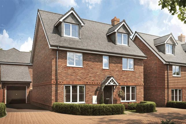 Thumbnail Detached house for sale in Oak Park, Longmoor Road, Liphook, Hampshire