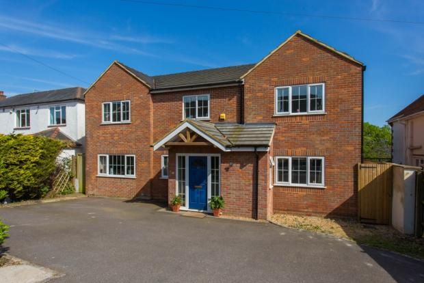 Thumbnail Detached house for sale in Little Wood, Hugh Wycombe Downley