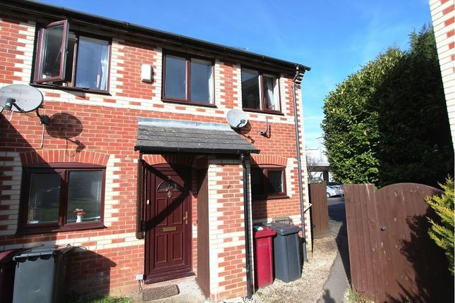 Thumbnail Terraced house to rent in Centurion Close, Reading