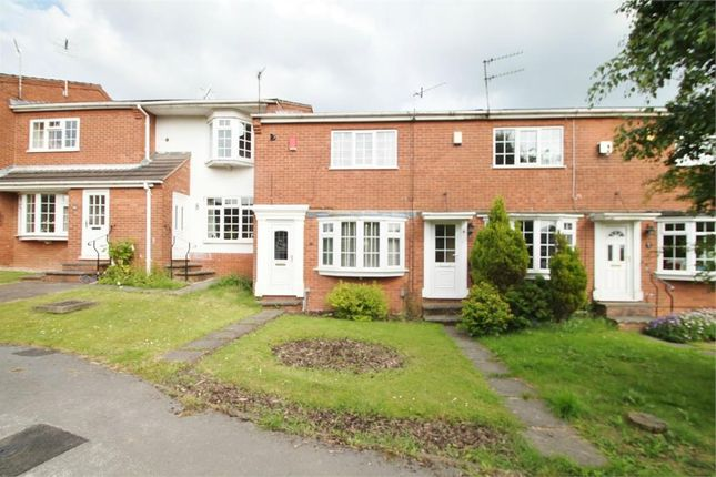 Thumbnail Town house to rent in Gleneagles Drive, Arnold, Nottingham