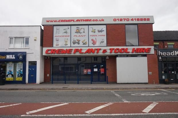 Thumbnail Retail premises to let in 53-55, Nantwich Road, Crewe