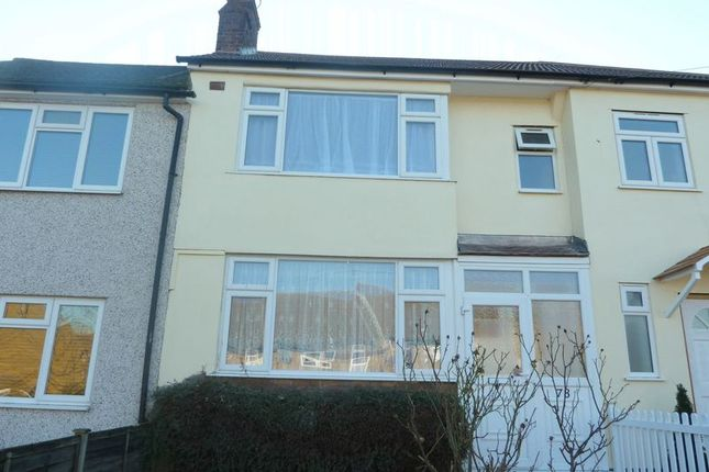 Thumbnail Terraced house for sale in Lullingstone Avenue, Swanley