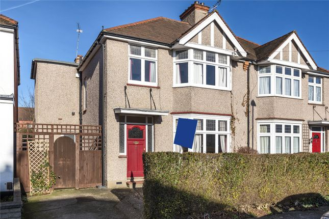 Thumbnail Semi-detached house for sale in Spencer Road, Harrow, Middlesex