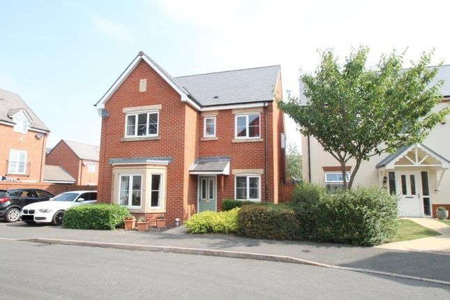 Thumbnail Detached house for sale in Webbs Way, Mitton, Tewkesbury