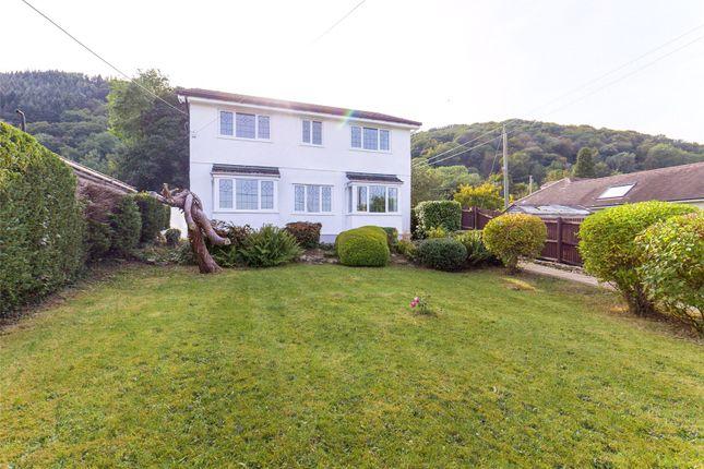 Thumbnail Detached house for sale in Llanellen Road, Llanfoist, Abergavenny, Monmouthshire