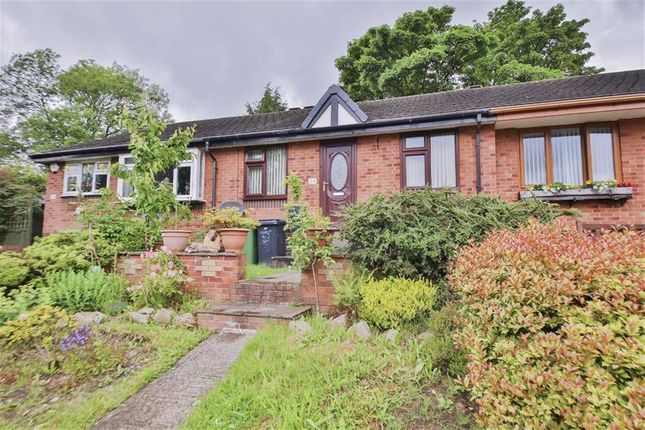 Thumbnail Semi-detached bungalow for sale in Lupin Close, Accrington, Lancashire