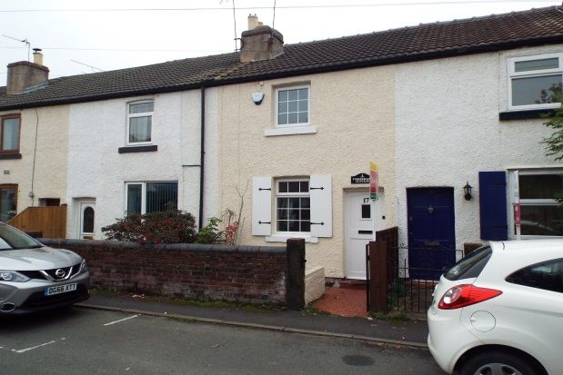 Thumbnail Cottage to rent in Lake Place, Hoylake, Wirral