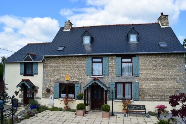56490 Ménéac, Morbihan, Brittany, France