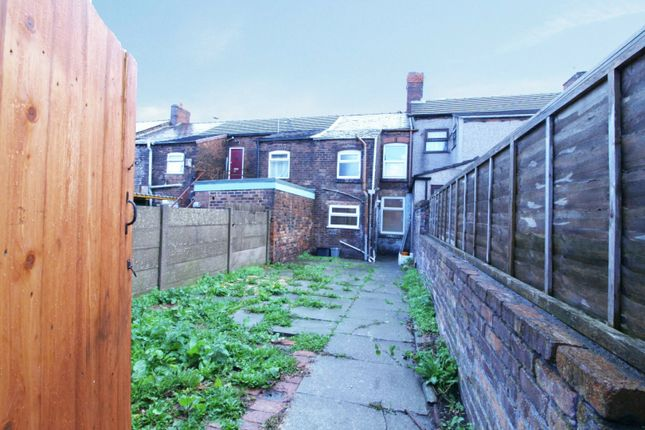 Thumbnail Terraced house for sale in Parr Stocks Road, St Helens, Merseyside