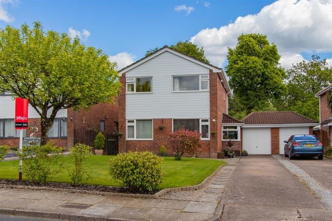 Thumbnail Detached house for sale in Parc Y Fro, Creigiau, Cardiff