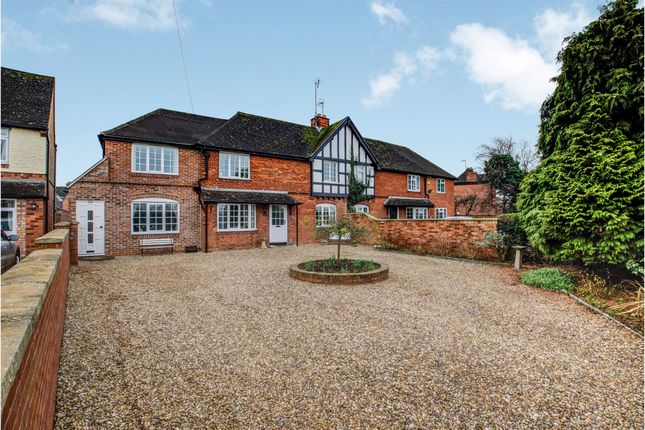 Thumbnail Semi-detached house for sale in Steppes Piece, Bidford-On-Avon, Alcester