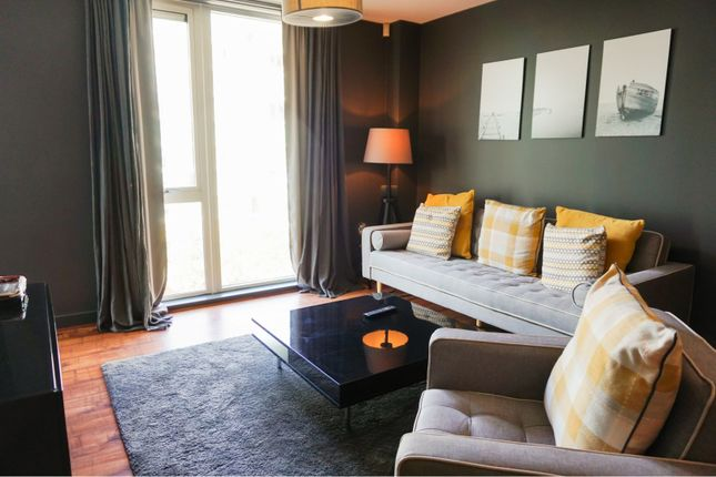 Thumbnail 1 bed flat for sale in The Hub, Milton Keynes