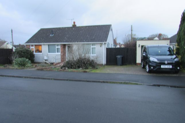 Thumbnail Detached bungalow to rent in Yadley Close, Winscombe