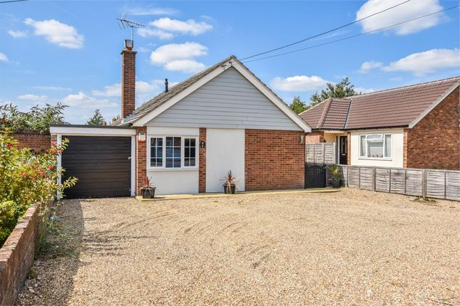 Thumbnail Detached bungalow for sale in Warren Lane, Stanway, Colchester, Essex