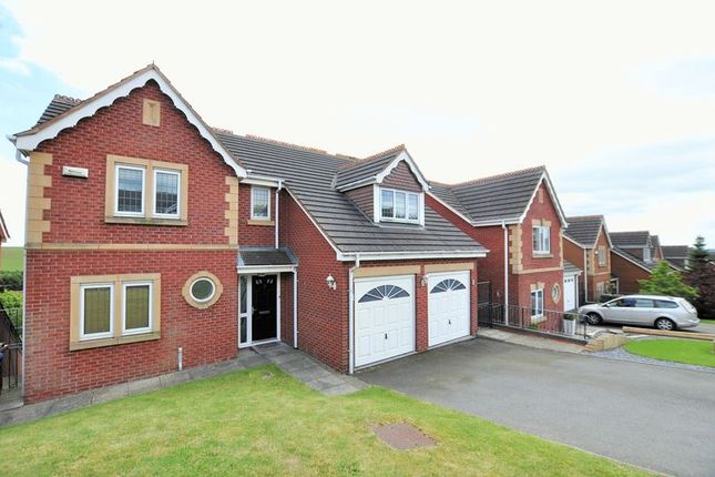 Thumbnail Detached house for sale in Doveridge Road, Stapenhill, Burton-On-Trent