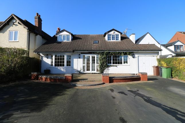 Thumbnail Detached bungalow for sale in Tilehouse Lane, Shirley, Solihull