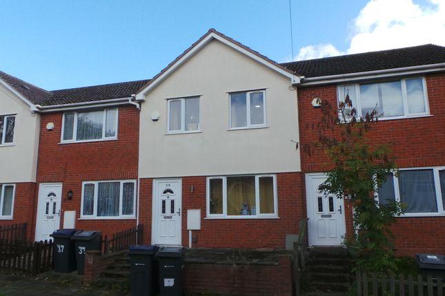 2 bed terraced house to rent in Ridgmont Croft, Birmingham B32