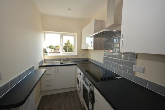 Thumbnail Flat to rent in Sheffield Road, Whittington Moor, Chesterfield