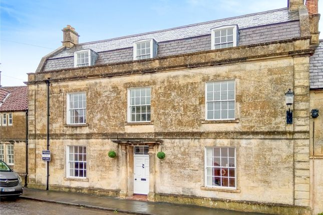 Thumbnail Terraced house for sale in High Street, Marshfield, Gloucestershire