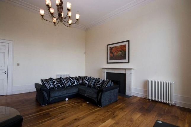 Thumbnail Flat to rent in Union Terrace, Aberdeen