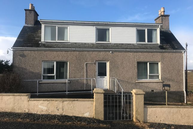 Thumbnail Detached house for sale in Point, Isle Of Lewis