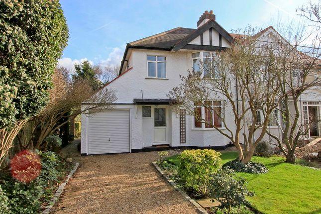 3 bed semi-detached house for sale in Bridge Way, Ickenham