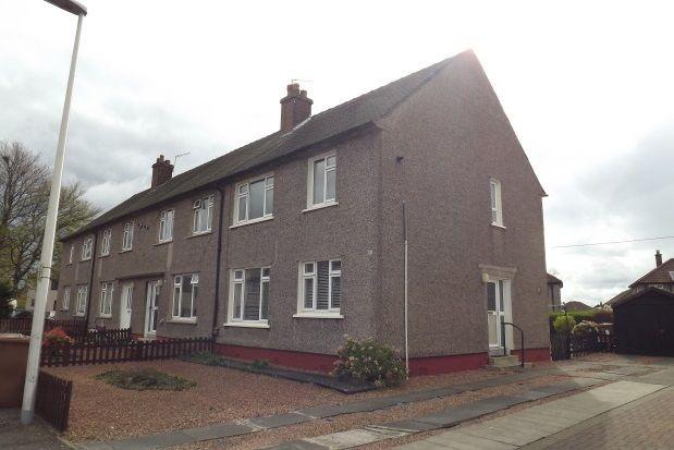 Thumbnail End terrace house to rent in Church Street, Stenhousemuir, Larbert