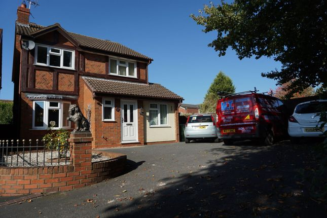 Thumbnail Detached house for sale in Trevithick Close, Stourport-On-Severn