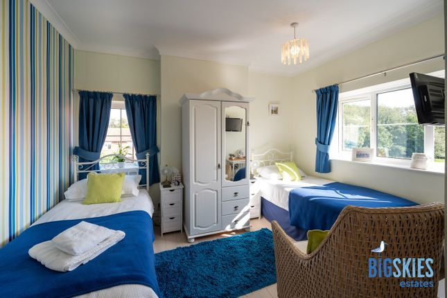 Twin Room of Heacham Road, Sedgeford PE36