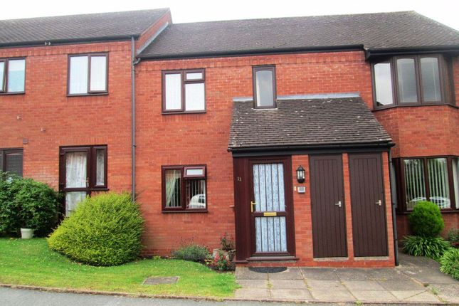 Thumbnail Flat to rent in St. Georges Crescent, Droitwich