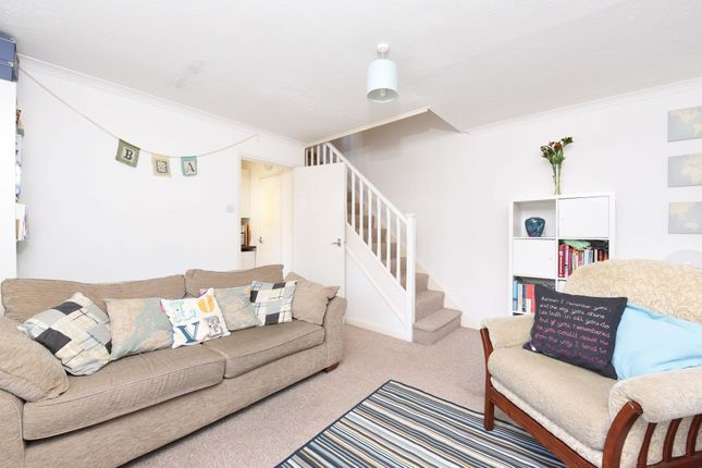 Thumbnail End terrace house for sale in Wingfield Gardens, Frimley, Camberley