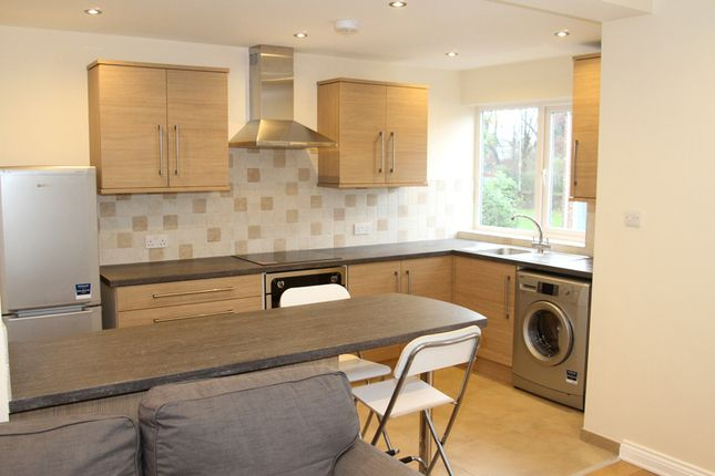 Thumbnail Terraced house to rent in 218A The Turnways, Headingley, Leeds, Headingley