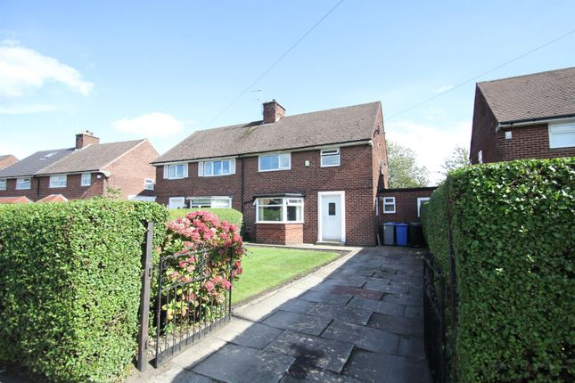 Thumbnail Semi-detached house for sale in Park Road, Stretford, Manchester