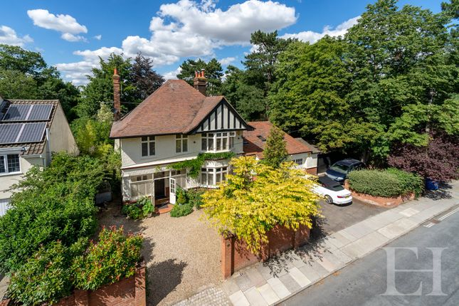 Thumbnail Detached house for sale in Constitution Hill, Ipswich