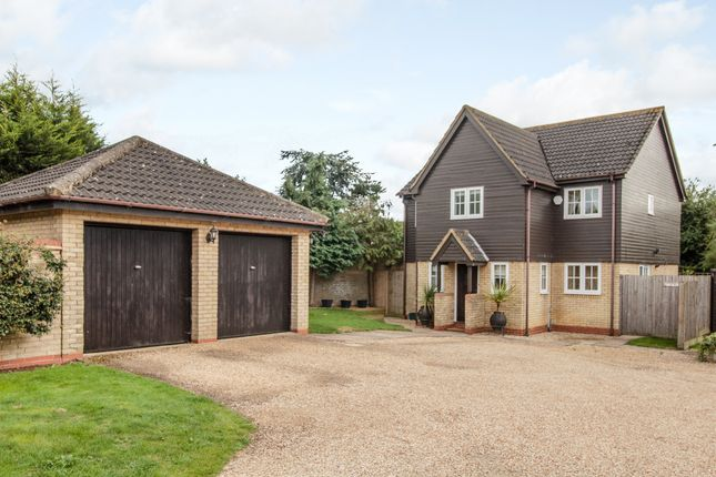 Thumbnail Detached house for sale in Laneside Hollow, Northampton