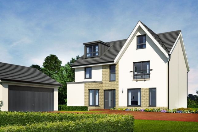 Thumbnail Detached house for sale in Stornoway Drive, Inverness