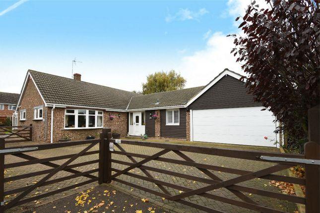 Thumbnail Detached bungalow for sale in Ruffs Furze, Oakley, Bedford