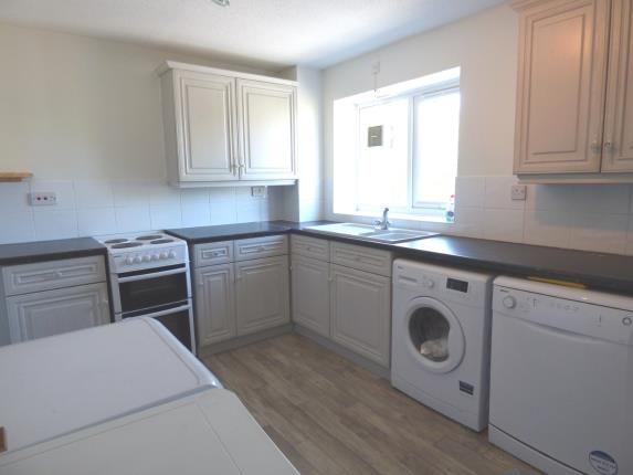 Kitchen of Travers Lodge, Grange Lane, Ribbleton, Preston PR2