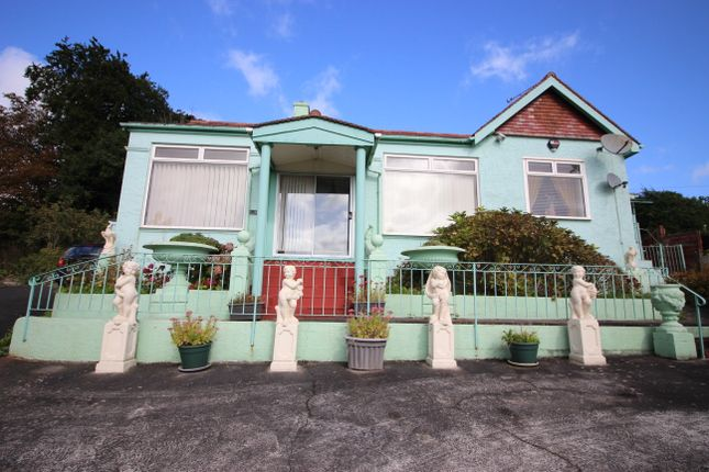 Thumbnail Detached bungalow for sale in Newton Road, Torre, Torquay